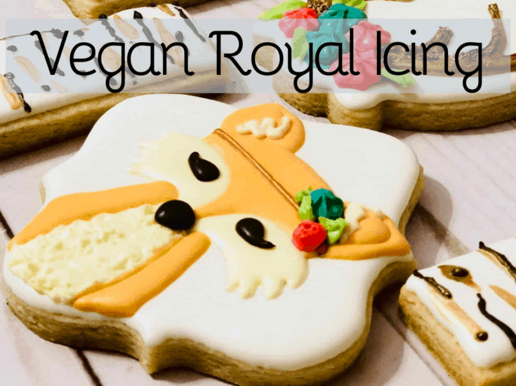 Vegan Royal Icing