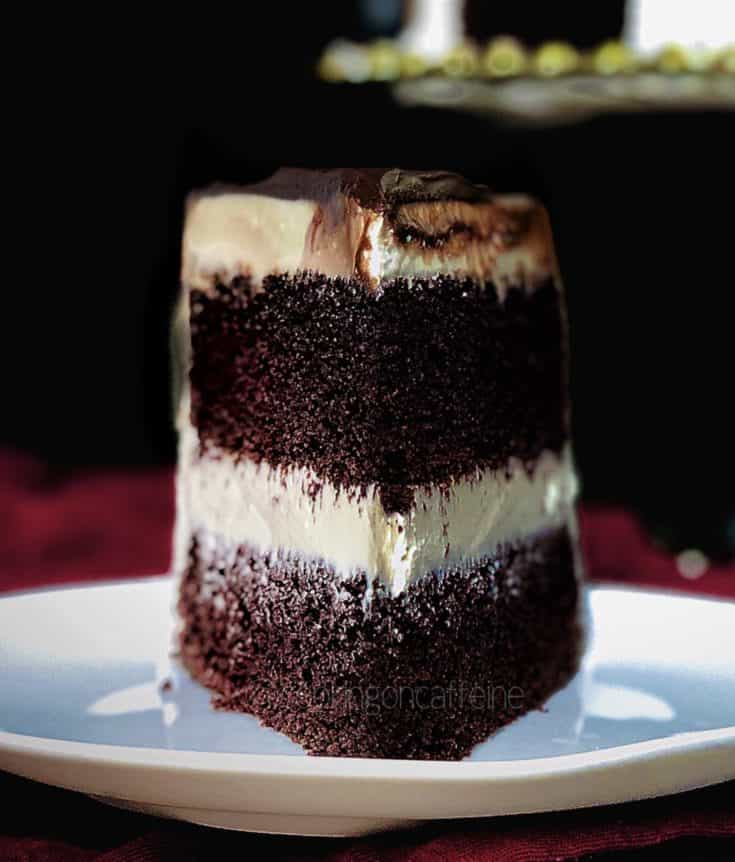 One Bowl Chocolate Whacky Cake Vegan Soy Free Nut Free