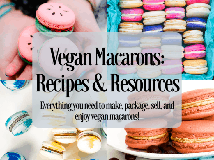 Macaron Recipes and Resources cover photo