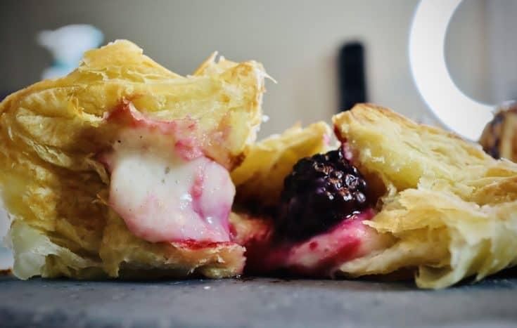 Vegan Cream Cheese Filling for Danishes